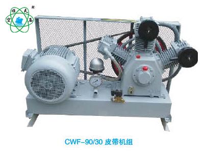 CWF-90/30皮带机组