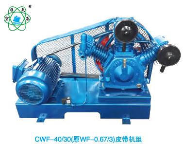 CWF-40/30皮带机组