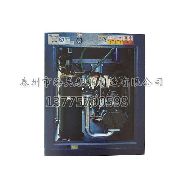 直连式螺杆压缩机
